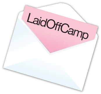LaidOffCamp logo