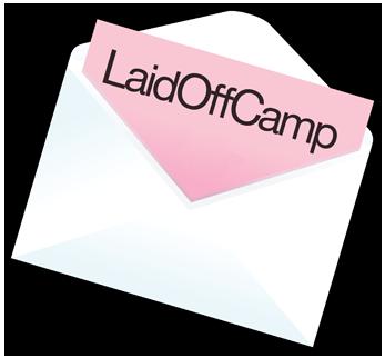 LaidOffCamp logo